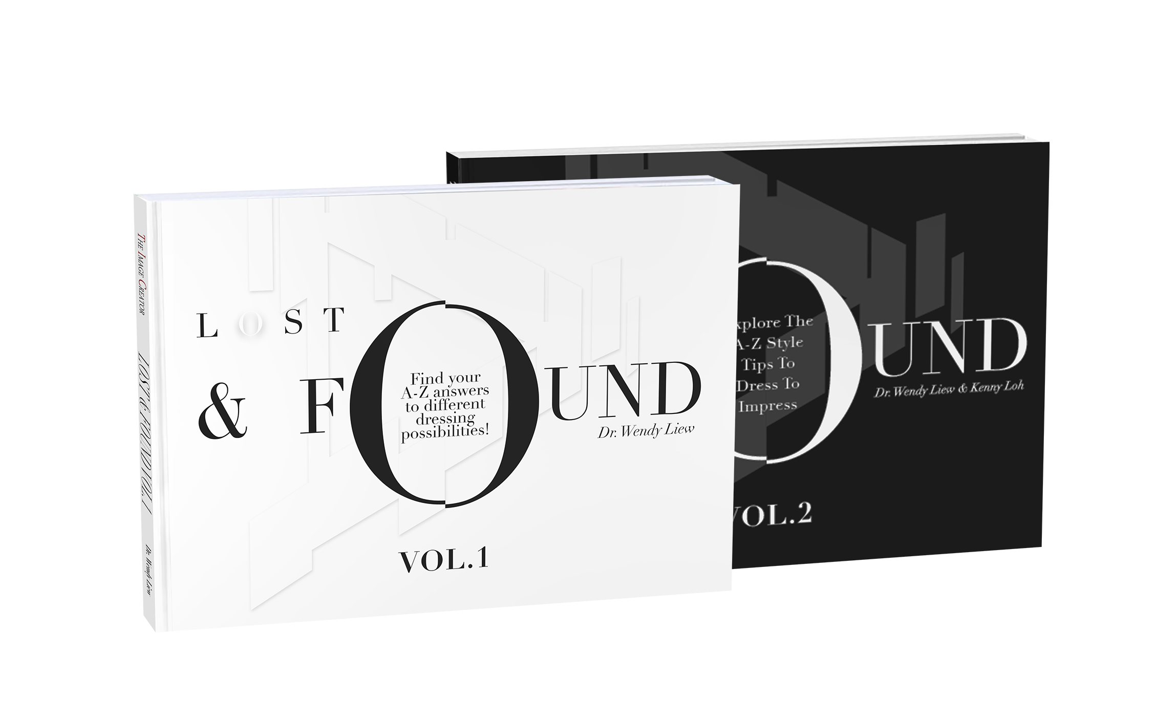 Lost & Found Book Series